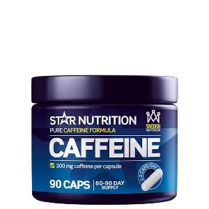 Bilde av Star Nutrition Caffeine 200mg - 90 kaps