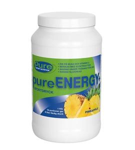 Bilde av Pure Energy Powder  1kg . Sportsdrikk