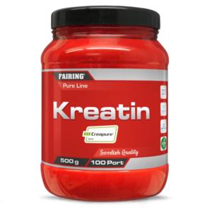 Bilde av Fairing Kreatin Creapure Monohydrat 500g