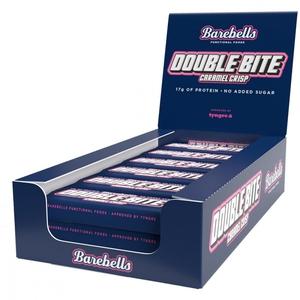 Bilde av Barebells Double Bite 12x55g - Caramel Crisp