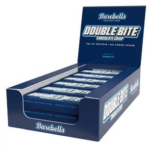 Bilde av Barebells Double Bite 12x55g - Chocolate Crisp