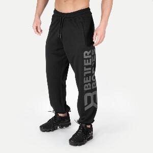 Bilde av Better Bodies Stanton sweatpants - Sort bukse