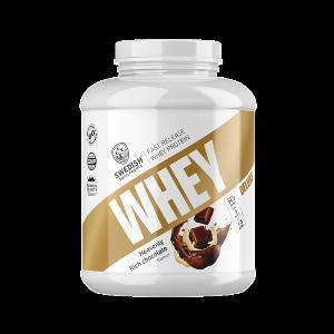 Bilde av Swedish Supplements Whey DeLuxe 2 kg -