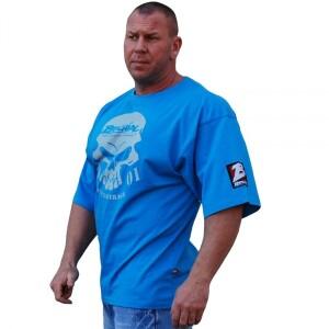 Bilde av Brachial Skull T-skjorte - Blue