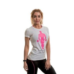 Bilde av Golds Gym Muscle Joe Ladies Fittet T-shirt -