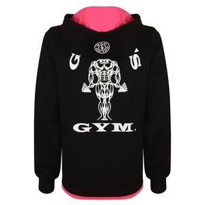Bilde av Golds Gym Muscle Joe Ladies Zip Fleece Hoodie -
