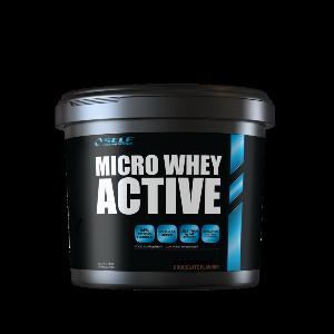 Bilde av Self Micro Whey Active 4 kg - Isolate