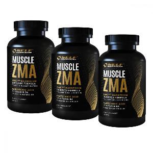 Bilde av 3 for 2 - Self Muscle ZMA - 3x120 kapsler