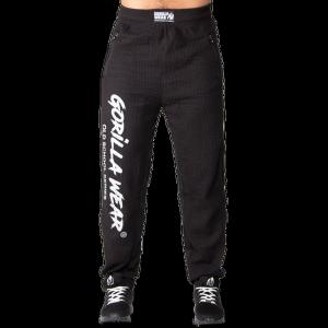 Bilde av Gorilla Wear Augustine Old School Pants - Black