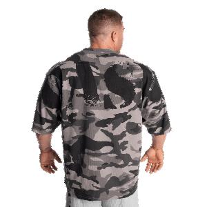 Bilde av Gasp Iron Thermal Tee Tactical Camo - t-skjorte