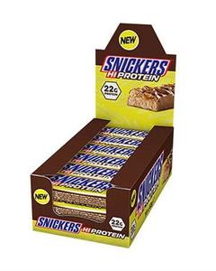 Bilde av Snickers HI Proteinbar - 12 x 55g