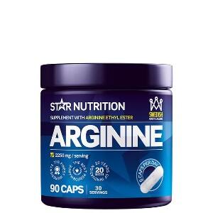 Bilde av Star Nutrition Arginine - 90 caps