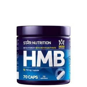 Bilde av Star Nutrition HMB - 70 kaps