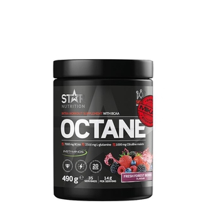 Bilde av Star Nutrition Octane - 490g