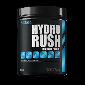 Bilde av Self Hydro Rush, 800g - Sjokolade - Proteinpulver