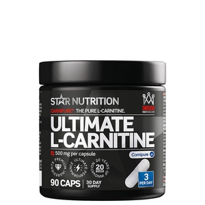 Bilde av Star Nutrition Ultimate L-carnitine - 90 kaps
