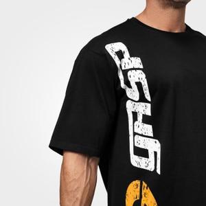 Bilde av Gasp Iron Tee  Black - T-skjorte