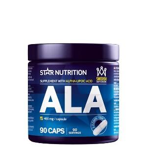 Bilde av Star Nutrition ALA - 90 kaps