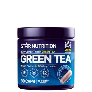 Bilde av Star Nutrition Green Tea - 90 kaps
