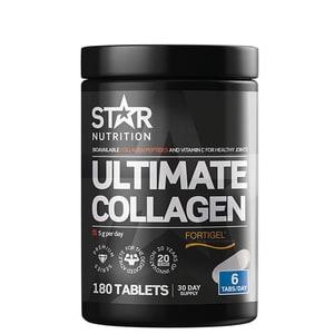 Bilde av Star Nutrition Ultimate Collagen - 180 kaps
