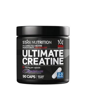 Bilde av Star Nutrition Ultimate Creatine - 90 kaps