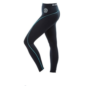 Bilde av Golds Gym Ladies Long Gym Leggings - Svart/Turkis