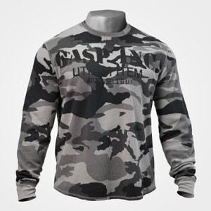 Bilde av Gasp Thermal Gym Sweater Tactical Camo -