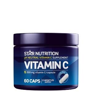 Bilde av Star Nutrition Vitamin C - 60 kaps