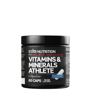 Bilde av Star Nutrition Ultimate Vitamins & Minerals