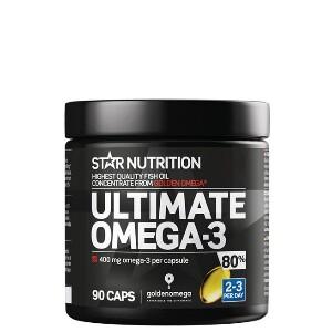 Bilde av Star Nutrition Ultimate Omega-3. 80% - 90 caps