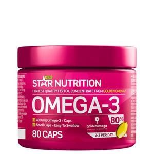 Bilde av Star Nutrition Clean Omega-3 Hers - 80 kaps