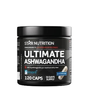 Bilde av Star Nutrition Ultimate Ashwagandha - 120 kaps