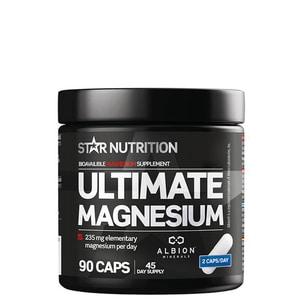 Bilde av Star Nutrition Ulitmate Magnesium - 90 caps