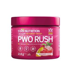 Bilde av Star Nutrition PWO Rush - 218g