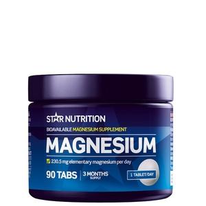 Bilde av Star Nutrition Magnesium - 90 tabs