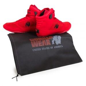 Bilde av Gorilla Wear High Tops Red