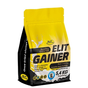 Bilde av ELIT GAINER - Lactose freev - 5,4 kg