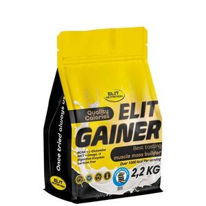 Bilde av ELIT GAINER - Lactose free, 2,2 kg