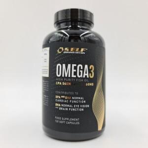 Bilde av Self Omega 3 Fish Oil - 120 kapsler - Fettsyrer