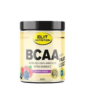 Bilde av ELIT BCAA 4:1:1 + L-glutamine - 400 g