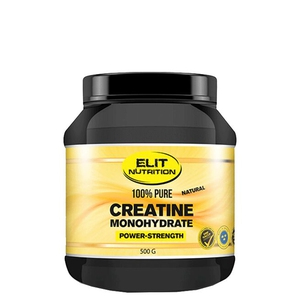 Bilde av ELIT 100% Pure Creatine monohydrate - 500 g