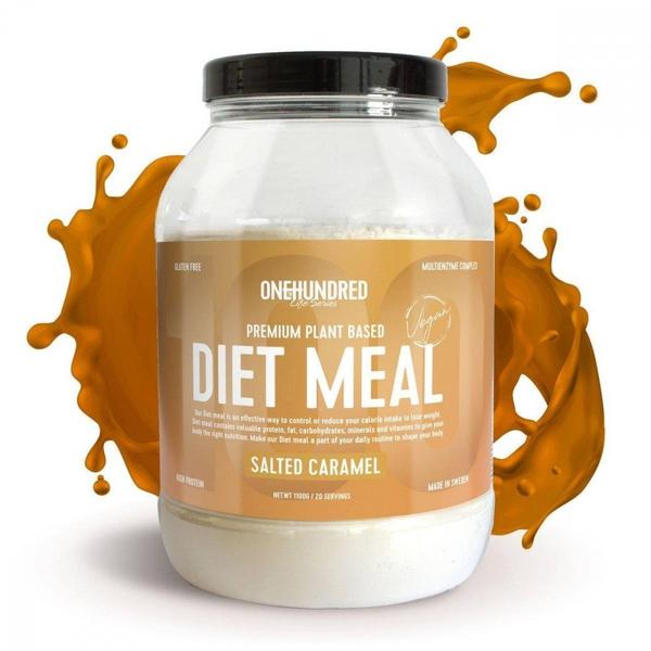 OneToHundred Diet Meal Premium Plant 1100g