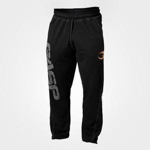Bilde av Gasp Vintage sweatpants Black - Treningsbukse