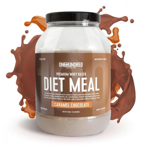 OneToHundred Diet Meal Premium Whey 1100g