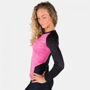 Bilde av Gorilla Wear Mineola Longsleeve Pink -