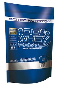 Bilde av Scitec 100% Whey Protein - 1000g - Proteinpulver