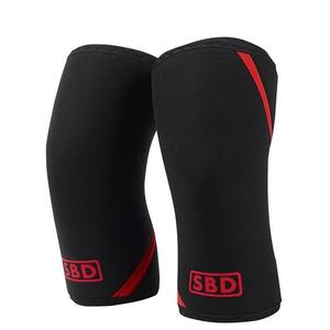 Bilde av SBD Knee Sleeves 7mm - Knevarmer
