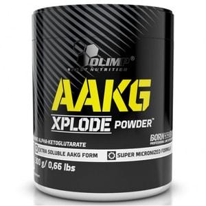 Bilde av Olimp AAKG Xplode Powder 300g - Appelsin