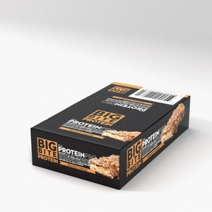 Bilde av ProteinPro BigBite 45g x 24 stk - Peanut/Toffee