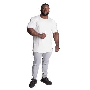 Bilde av Gasp Classic Tapered Tee - Off White T-skjorte